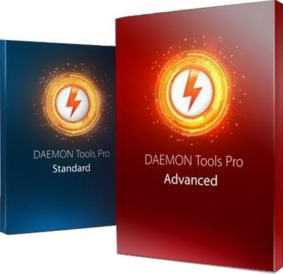 DAEMON Tools PRO Advanced v5
