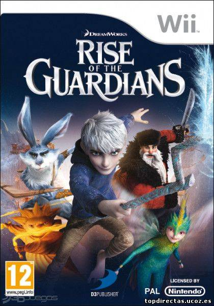 Rise Of The Guardians [MULTI5][PAL](Multihost)