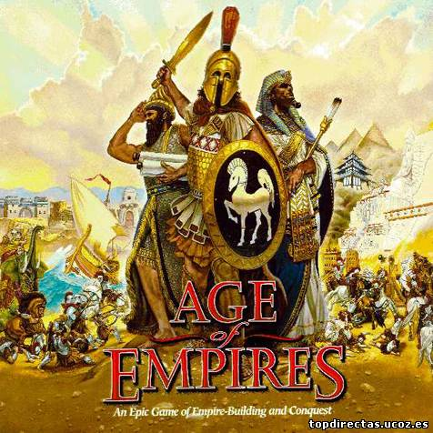 Age of Empires (Gold Edition; PORTABLE)