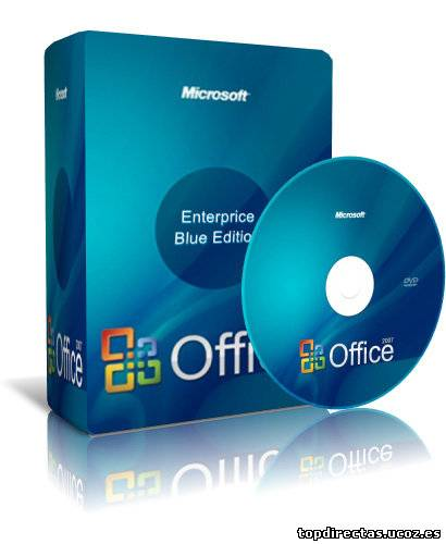 Microsoft Office 2010 Blue Edition AutoActivado
