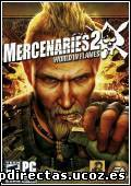 Mercenaries 2 World In flames [PC-2DVD][Multi2][Spanish]