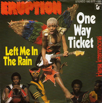 Eruption - One Way Ticket (1979)