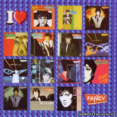Fancy - I Love Fancy (Greatest Hits 12'' Versions)