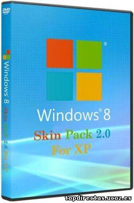 Windows 8 Skin Pack 2.0 para XP
