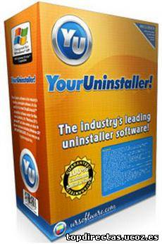 Your Uninstaller! PRO 7.5.2012.12 Final Español [Desinstalador professional]