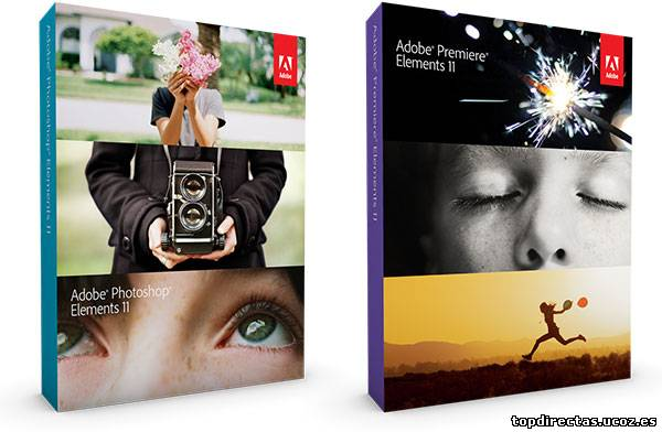 Adobe Photoshop Elements v11 [2013][Multi-Español