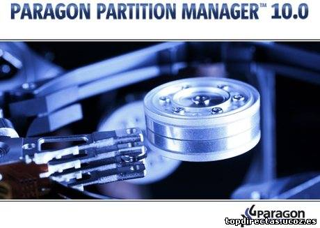 Paragon Partition Manager 10 (x64)+Serial