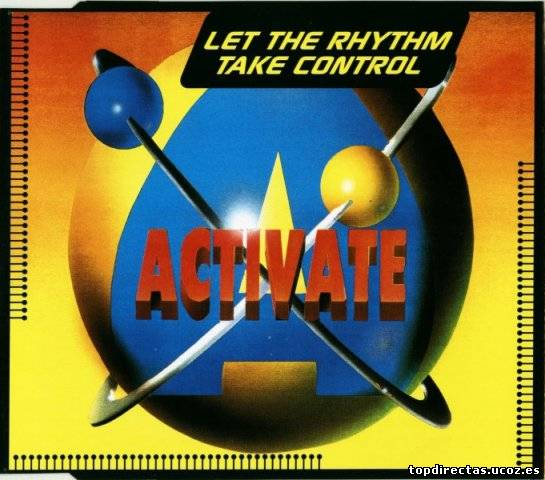 Activate - Let The Rhythm Take Control (Maxi-CD) 1994