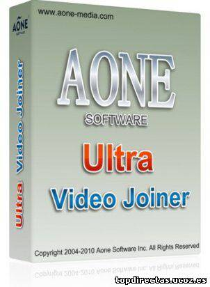 Ultra Video Joiner v6.3.0506