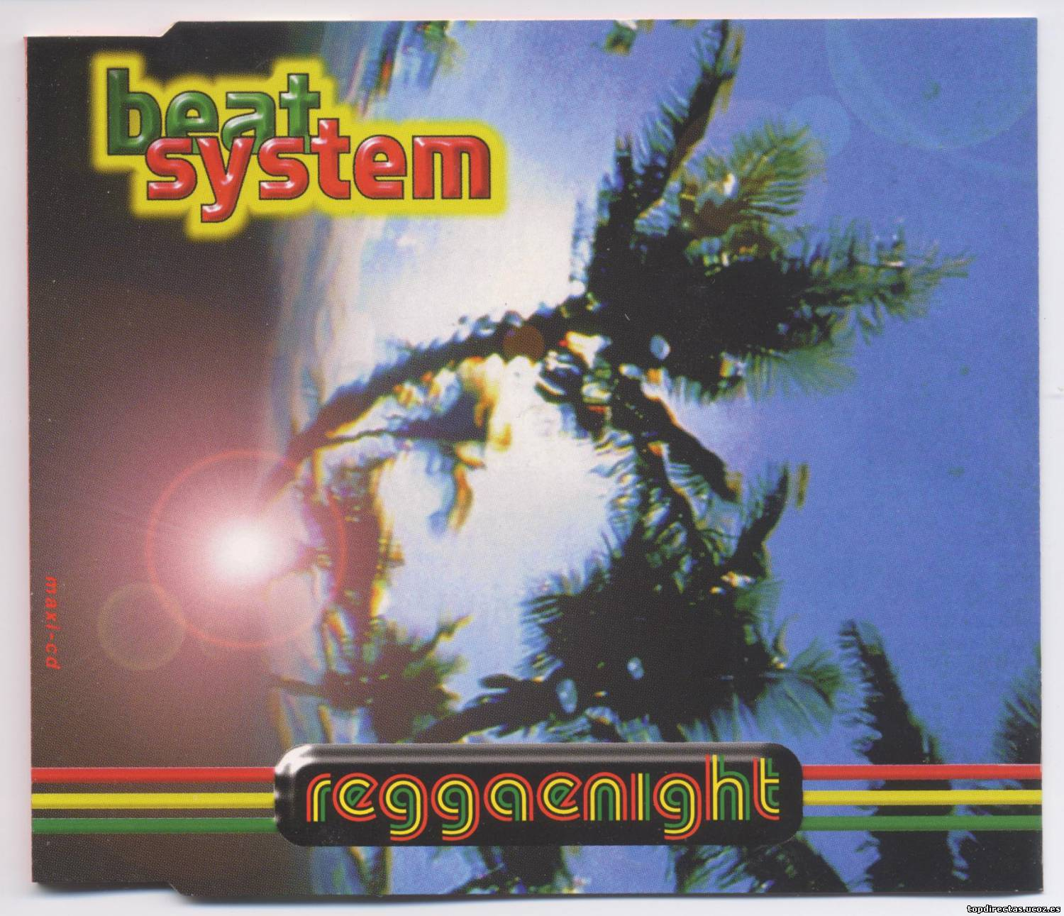 Beat System - Reggaenight (Maxi-CD) 1996