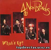 4 NON BLONDES - What's Up (Maxi Singles 1993)