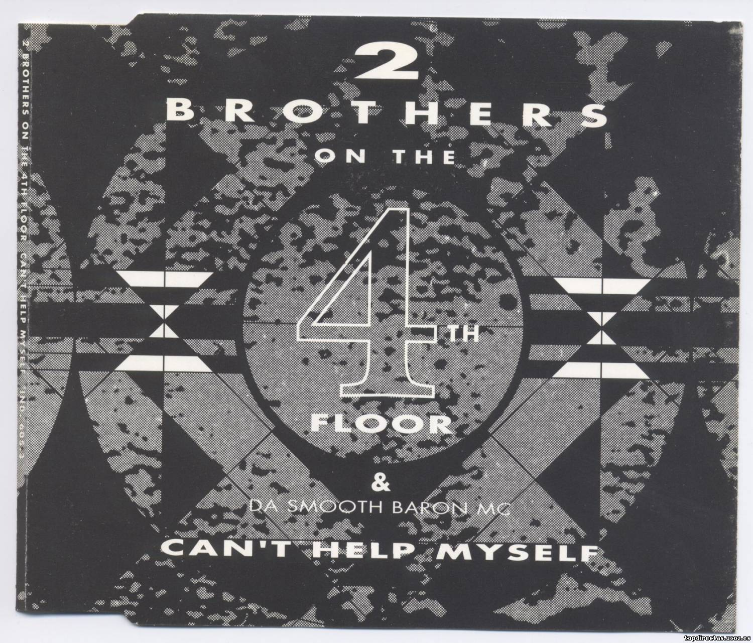 2 Brothers On The 4th Floor - Can't Help Myself (Maxi-CD) 1990